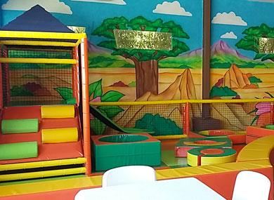 Jeu de motricité pour les petits Safari Kids