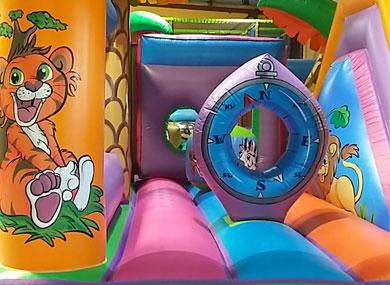Parc de jeux pour enfant