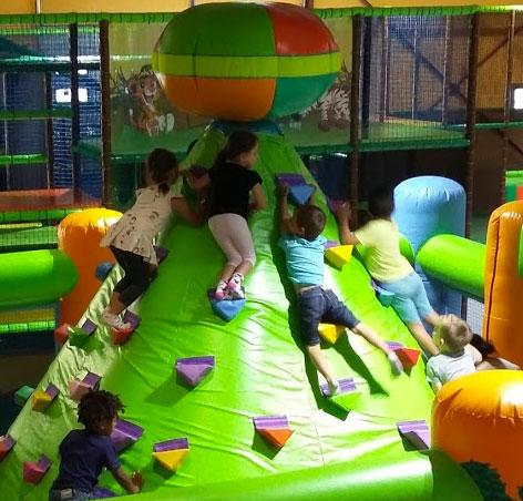 Activités pour enfants à Safari Kids